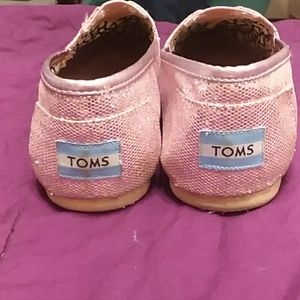 0a1b6ee2b42 Toms Shoes - Toms rose glow classics